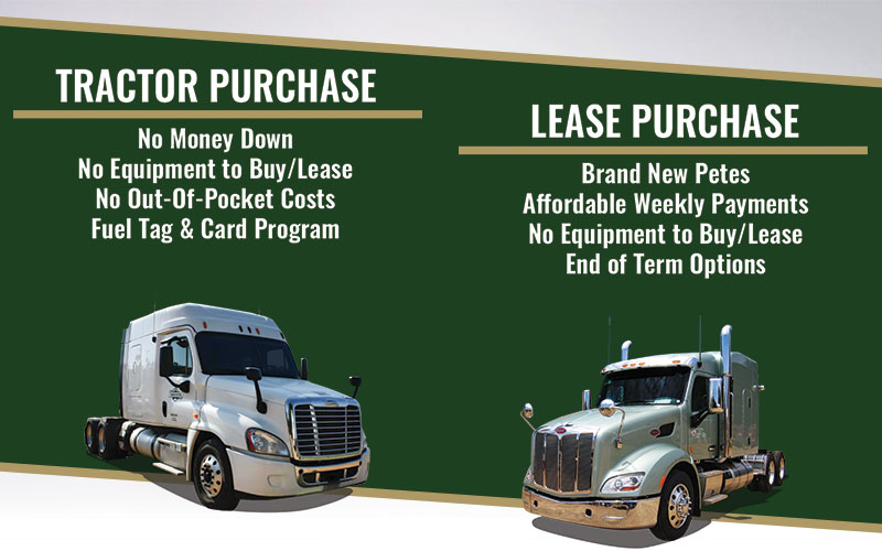 Tractor Purchase & Lease Purchase